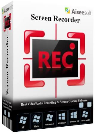 Aiseesoft Screen Recorder Setup + Crack + Patch File For Free.