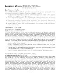 full specialist resume examples cipanewsletter cover letter procurement specialist resume senior procurement