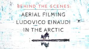 Behind The Scenes: Aerial Filming <b>Ludovico Einaudi</b> For ...