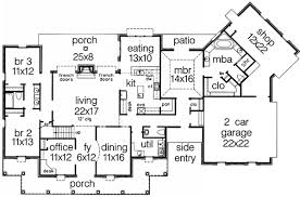 House Blueprint details  floor plansmain floor house blueprint