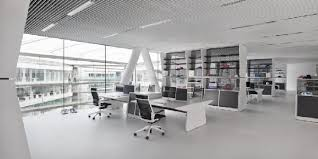 white office offices and search on pinterest black and white office design