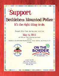 2011 bethlehem mounted police you