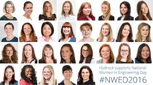 celebrating national women in engineering day 2016 hydrock in celebration of national women in engineering day we asked a number of our female engineers at different stages of their careers to describe what s