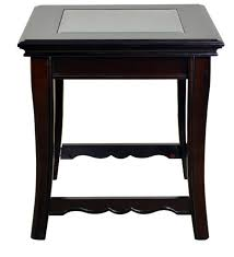 click to zoom inout buy zina solidwood side table