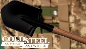 Спецназовская <b>лопата</b> Cold Steel <b>Spetsnaz Trench Shovel</b>