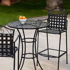 garden furniture patio uamp: bar height outdoor furniture ideas photo gallery