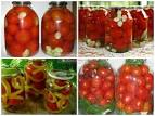 Переработка помидоров на зиму рецепты