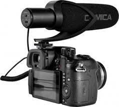 Накамерный <b>микрофон COMICA CVM-V30 PRO</b> супер-кардиоида ...