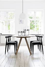 kitchen table sets bo: our new copenhague table this inspired me to go for it since we have dark chairs
