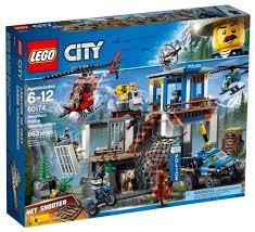 Купить <b>Конструктор LEGO</b> City 60174 <b>Полицейский участок</b> в ...