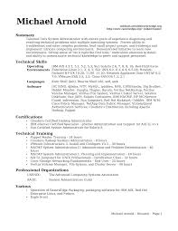 talented unix system administrator resume format eager world annamua