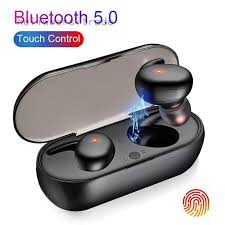<b>2021 New Bluetooth</b> 5.0 Wireless Tws Earphones Mini In-Ear Pods ...
