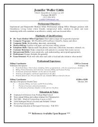 resume sample dental manager  seangarrette comedical office manager resume cover letter   resume sample dental manager