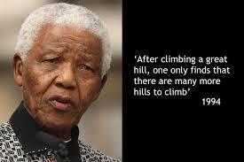 The wisdom of Nelson Mandela: 12 of the great leader's most ... via Relatably.com