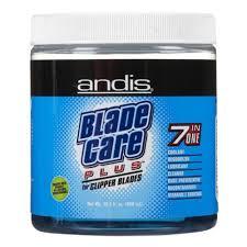 <b>Жидкость для промывки</b> ножей <b>Andis</b> Blade Care Plus 7-в-1 460 мл