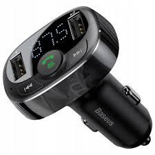 <b>Baseus</b> T typed Bluetooth MP3 – <b>автомобильное зарядное</b> ...