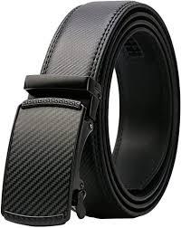 Lavemi <b>Men's Real Leather</b> Ratchet <b>Dress</b> Belt with Automatic ...