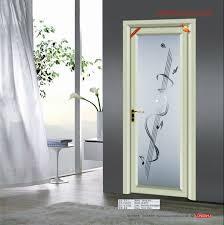 fabulous design for bathroom glamorous bathroom doors design bathroomglamorous glass door design ideas photo gallery