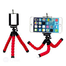 <b>Mini</b> Flexible Sponge <b>Octopus Tripod</b> For Smartphone In Agege|Fair ...
