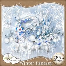 Скрап-<b>набор Winter fantasy</b>. Обсуждение на LiveInternet ...