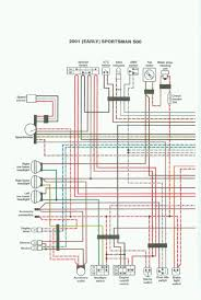 polaris sportsman wiring diagram wiring diagram 2007 polaris predator 500 wiring diagram schematics and 2007 polaris sportsman 90 wiring