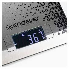 Электронные <b>кухонные весы ENDEVER Chief</b>-<b>536</b> купить в ...