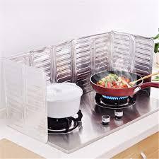 <b>Practical Aluminium Foil Gas</b> Stove Oil Splatter Screen Plate Kitchen ...