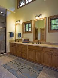 spacious bathroom double vanity idea bathroom pendant lighting double vanity