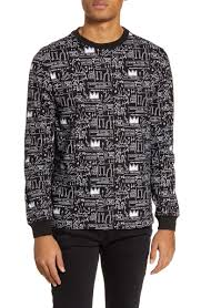 Herschel Supply Co. Basquiat Beat Bop Bang Long Sleeve <b>T</b>-<b>Shirt</b> ...