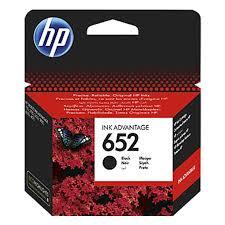 <b>Картридж HP F6V25AE</b> № 652 черный для Deskjet Ink Advantage ...