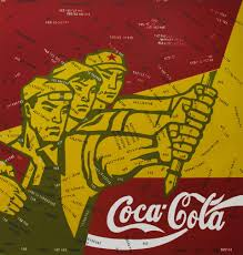 somewhere and nowhere between modernity and tradition towards a wang guangyi great criticism coca cola 1994