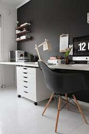 gray and white office bedroommarvellous eames office chair soft