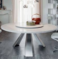 round white marble dining table: top gorgeous white marble round dining table home inspiration
