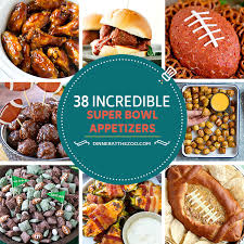 45 Incredible Super Bowl Appetizer Recipes - Dinner at the Zoo