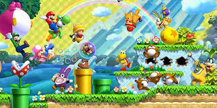 <b>Super Mario</b> Bros. U Deluxe for Nintendo Switch review — fun easy ...