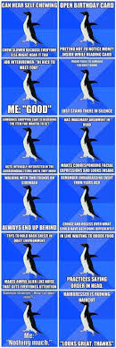 Penguin Meme on Pinterest | Insanity Wolf Meme, Anxiety Cat Meme ... via Relatably.com
