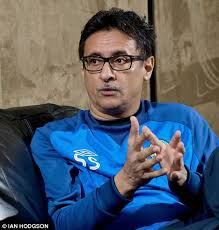 No rush: Blackburn Global advisor Shebby Singh. Caretaker boss Eric Black will search for his first win in charge at the fifth time of asking against ... - article-2222436-157194A1000005DC-190_468x491