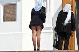 Весь ад забит женщинами в <b>брюках</b>.