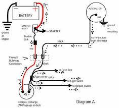 ammeter wiring diagram ammeter wiring diagrams online ammeter wiring question