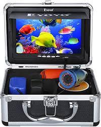Eyoyo Portable 7 inch LCD Monitor Fish Finder ... - Amazon.com