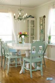 chic chic dining room table