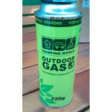 Отзывы о <b>Газ</b> для портативных <b>газовых</b> приборов <b>Camping World</b> ...