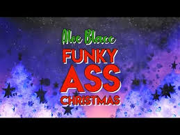 Aloe Blacc - Funky Ass Christmas (Official Lyric Video) - YouTube