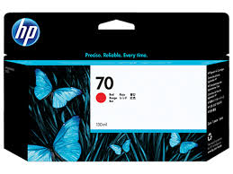 <b>Картридж HP 70 130-ml</b> Red Ink Cartridge (арт. C9456A) купить в ...