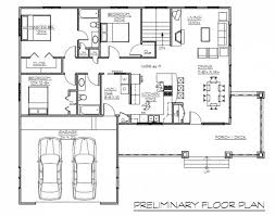 Contemporary House Designing A House Floor Plann With Two Cars        Architecture Medium size Contemporary House Designing A House Floor Plann With Two Cars Garage Small Homes