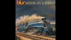 <b>Blur</b> - <b>Modern</b> Life Is Rubbish (Full Album) - YouTube