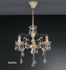 Подвесная люстра <b>La Lampada LAM</b> L 1063/6 IVORY CRISTAL ...