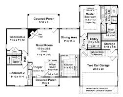 New House Plan HDC    is an Easy to Build  Affordable Bed     st Floor Plan
