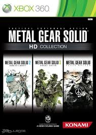 Metal Gear Solid HD Collection RGH Español Xbox 360 [Mega+]