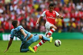 Community Shield Antara Manchester City vs Arsenal